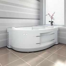 Акриловая ванна Ирма 1 Radomir 2-01-0-1-1-217 169x110