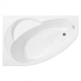 Акриловая ванна VAGNERPLAST FLORA 150 left VPBA151FLA3LX-04