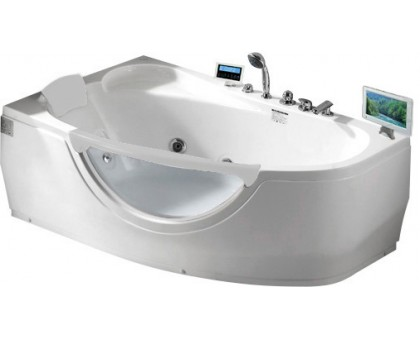 Акриловая ванна Gemy G9046 O L