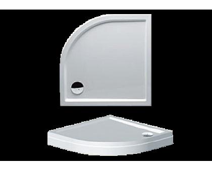 Акриловый душевой поддон Riho Davos 279 80x80 белый R55 + панель DA8700500000000