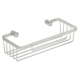BASKET Решетка прямоугольная 11,5х25хh6,5 см., хром