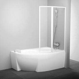 Шторка для ванны Ravak ROSA 76P90100Z1 160 P прозрачный