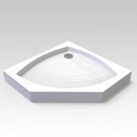 Душевой поддон 15 см (150 мм) Veconi 90х90 TZ03-90T-01-19С1