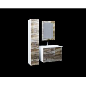 Комплект мебели для ванной комнаты Marka One У72783