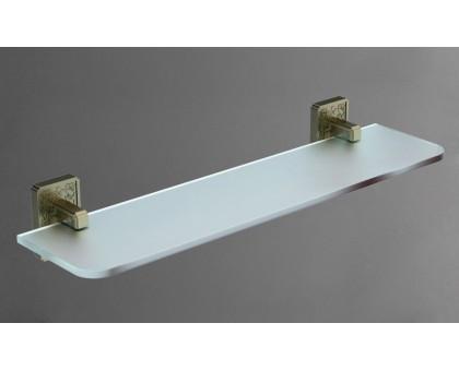 Полка стеклянная подвесная ART&MAX AM-4882AQ