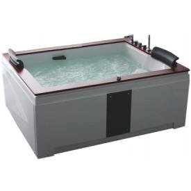 Ванна широкая Gemy 186х151 G9052 II B R
