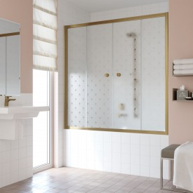 Душевая шторка на ванную Z2V 180 05 R05 VegasGlass