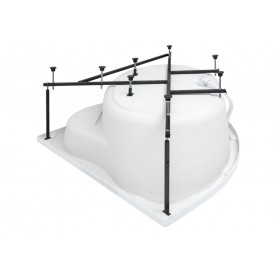 Каркас сварной для акриловой ванны Aquanet Palau 140x140 00156297
