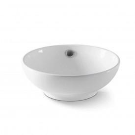 Раковина керамическая Vincea VBS-117 накладная белая