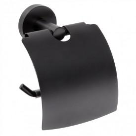 Держатель для туалетной бумаги с крышкой Bemeta 104112010