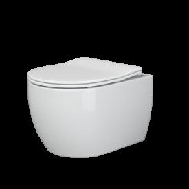Подвесной унитаз Ceramica Nova PLAY CN3001