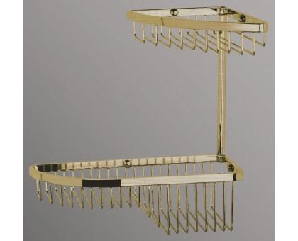 Полка угловая подвесная ART&MAX AM-G-2822-Do