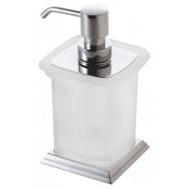 Дозатор для жидкого мыла настольный ART&MAX AM-G-6832D-Bi