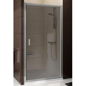 Душевая дверь Ravak Blix 0PVD0U00Z1 110 сатин прозрачный