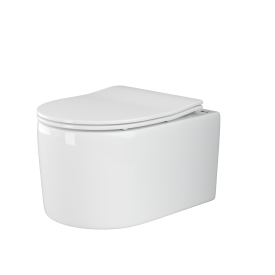 Подвесной унитаз Ceramica Nova MOMENTS CN3003