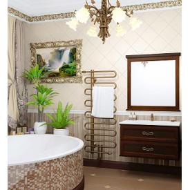Мебель для ванной Гарда 90 Opadiris Z0000003485 (Тумба с раковиной + зеркало)