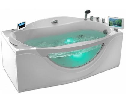Акриловая ванна Gemy G9072 O R