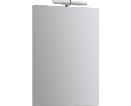 Дельта шкафчик навесной угловой с зеркалом Del.04.33 AQWELLA