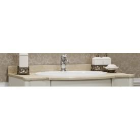 Столешница в ванную Opadiris Мрамор Z0000013428