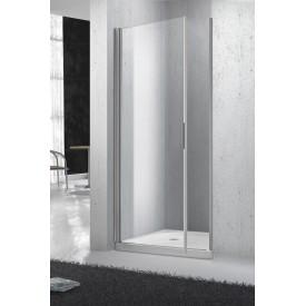 Дверь для душа прозрачная BelBagno SELA-B-1-60-C-Cr