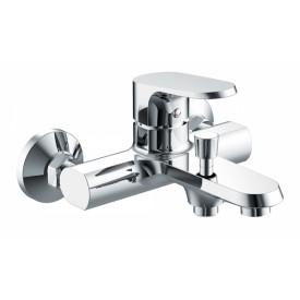 Смеситель для ванной на 2 отверстия Bravat F6105161C-01