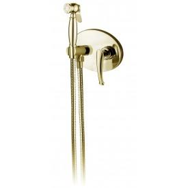 Встраиваемый гигиенический душ AltroBagno Beatrice Beatrice 060113 Or