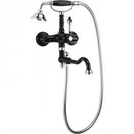 Смеситель для ванны Cezares MARGOT-VDFM2-NLC