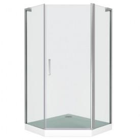 Угол для душа пятиугольный GOOD DOOR ПД00008