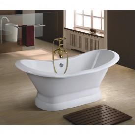 Чугунная ванна Sharking SW-1005B