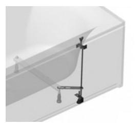 Для ванны Riho Кронштейны на боковую панель 560600002 Комплектующие