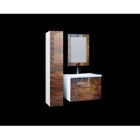 Комплект мебели для ванной комнаты Marka One У72784