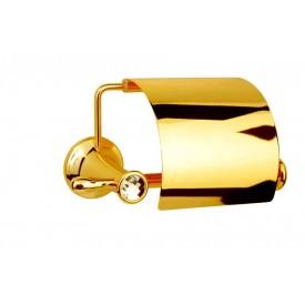 Держатель для туалетной бумаги с крышкой Boheme Chiaro 10501
