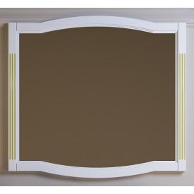 Зеркало Лаура 100 с патиной Opadiris Z0000007091