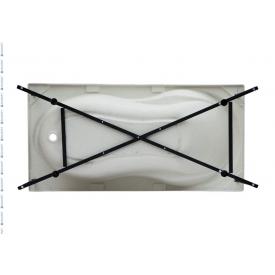 Каркас сварной для акриловой ванны Aquanet Corsica 150*75 00147438