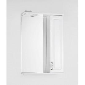 Зеркальный шкаф Style Line Олеандр-2 55 ЛС-00000049 белый