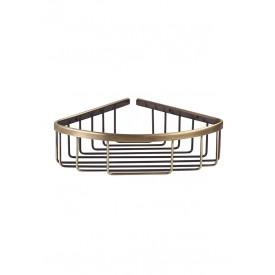 Полка для ванной угловая AltroBagno Beni aggiuntivi B 082201 Br