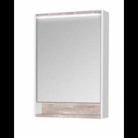 Зеркальный шкаф Капри 60 бетон пайн Aquaton 1A230302KPDA0