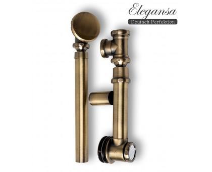 Слив-перелив ELEGANSA V0000196 Бронза