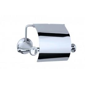 Держатель для туалетной бумаги с крышкой Boheme Puro 10701