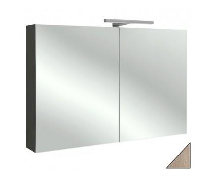 Зеркальный шкаф Jacob Delafon 100 см со светодиодной подсветкой EB797RU-E10