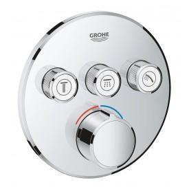 Смеситель Grohe для ванны/душа 3 кнопки управления 29146000