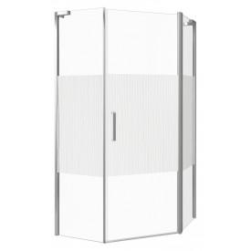 Угол для душа пятиугольный GOOD DOOR ПД00049