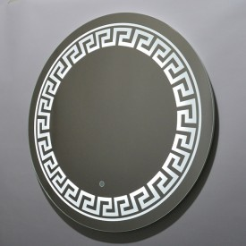 "Зеркало Континент ""Meander LED"" ЗЛП53"