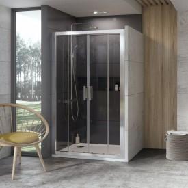 Душевая дверь Ravak 0ZKJ0C00Z1 130 блестящий прозрачный