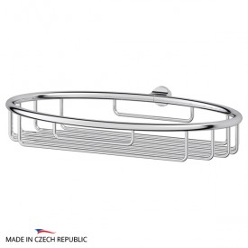 Полочка-решетка - компонент для штанги (хром) FBS UNI 051 22 см