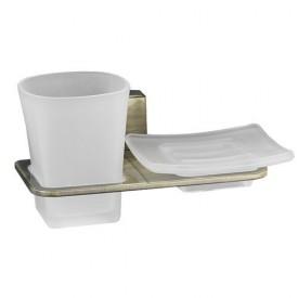 K-5226 Держатель стакана и мыльницы WasserKRAFT