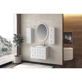 Комплект мебели для ванной комнаты Marka One У67284