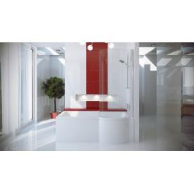 Акриловая ванна  с душевой кабиной BESCO INSPIRO 150x70 R WAI-150-NPR