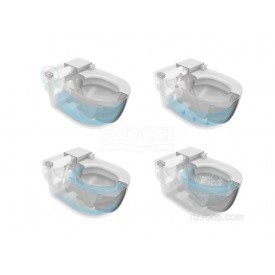 Чаша Roca Meridian IN-TANK 893301000 подвесная