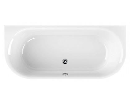Акриловая ванна Cezares METAURO-wall-180-80-40